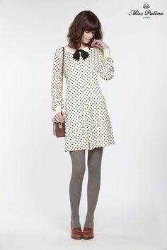Oriel Dress (White)