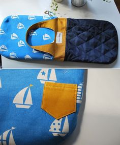 ヨット柄⋆U字型シューズ袋*ボールチェーンのネームタグ付 Image List, Herschel Heritage Backpack, Gym Bag, Diy And Crafts, Sewing, Handmade, Bags, Bag Design, Creema