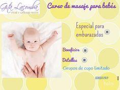 curso de masaje para bebés - Created on Tactilize