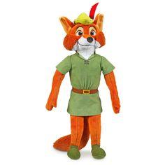 Robin Hood Plush - Medium - 18''