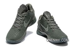 15ec6cdfa19 Nike Zoom Kobe 6 Fade To Black Basketball Shoes Latest