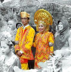 Anak Daro and Marapulai