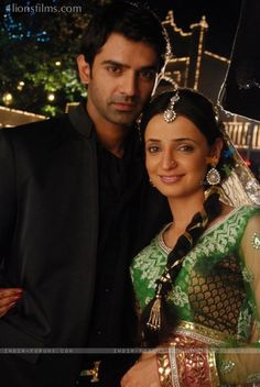 Love Sanaya Irani and Barun Saubti