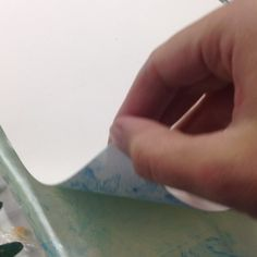 Here's the magic of printmaking: pulling a print to reveal the surprise on the paper underneath! (video on instagram)
