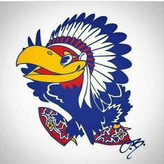 cheaper 9d104 3f626 I think this references the fact that Kansas is named after the Indian  Kansa tribe. Kenny Zinke · NCAA-Kansas Jayhawks