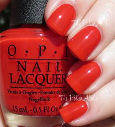 The PolishAholic: OPI 2015 Brights Collection Swatches & Review