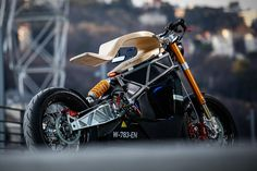 Essence E-Raw Electric Motorcycle