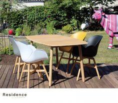 Salon bas BRISBANE anthracite : 1 canapé, 2 fauteuils et 1 table ...
