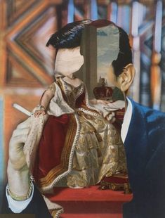 Third Person by John Stezaker