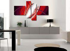 Quadri moderni astratti dipinti a mano www.artmmb.it www.artmmb.com