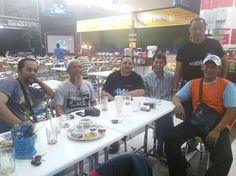 SEMBRONG BANGKIT - BP SEJAHTERA: Sembang santai aktivis Kluang-Sembrong