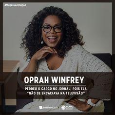 Quer dar uma grande virada e se tornar o ser humano que você nasceu para ser? Siga sua intuição! O mesmo poder que Oprah teve, está disponível também para você, SE tiver CORAGEM, DISPOSIÇÃO e muita VONTADE de FAZER DAR CERTO! O poder está dentro de você! Acorde-o!! SJ #SuramaJurdi #Sigasuaintuição #Vocêpode #Vocêquer #Vocêmerece #Sejafeliz 