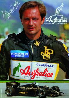 Un salto negli anni '80 attraverso una sponsorship tra Australian ed il mondo…