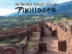 Peru Travel Tips l The Pre-Inca Walled City of Pikillacta l @pariwanahostels