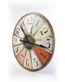colourful clocks
