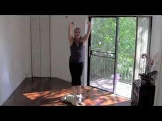 Kickboxing Ballet - Full 30 Minute Fat Burning Cardio Home Workout - YouTube