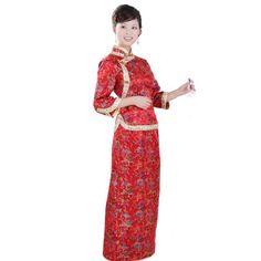 Buluos New Type Stylish Traditional Chinese Wedding « Clothing Adds Anytime