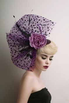 Hat #hat #couturehat # womenhats #millinery #headwear