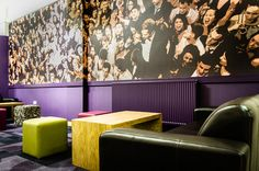 Social Space - University of Leicester