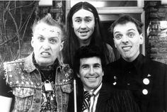 Rik Mayall: Bishopston landlord happy to have blue plaque outside Young Ones house Comedy Duos, Comedy Actors, British Tv Comedies, British Comedy, Rik Mayall Bottom, Ade Edmondson, Tv Set Design, Great Comedies, First Tv