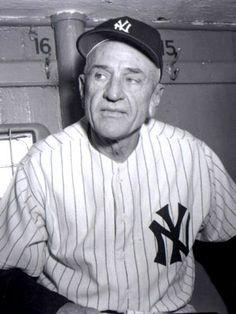 Casey Stengel (New York Yankees, Mets)
