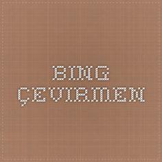 Bing Çevirmen
