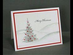 Soft Christmas Landscape - stampTV