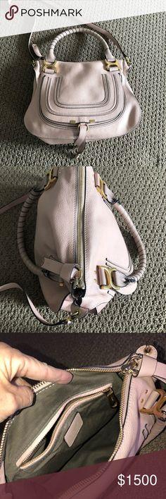 Chloe Marcie purse Beautiful Chloe Medium Marcie  Leather Satchel! Great  condition! Looks new 05c807f6b1