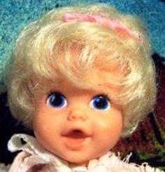Mattel Baby Fun Doll 1968