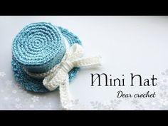 코바늘 지그재그 패턴(Crochet Ripple Stich:zig zag pattern) - YouTube