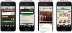 KeepRecipes iOS app design Ios App Design, Interface Design, Keep Recipe, My Cookbook, Design Projects