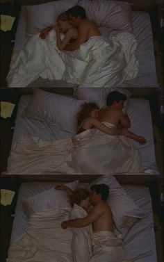 Sleeping together.. First one is my fav! GOSH BABY I WANT THIS!