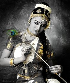 INDIAN CLASSICAL DANCER  shilpa by ~fotomurthy