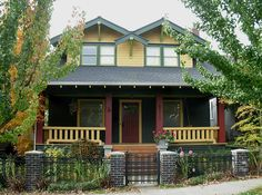 Seattle Urban Hike - Craftsman Bungalow - a photo on Flickriver