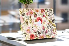 Morning Floral Medley Skin Decal for Macbook Air   by Cliqueshops Mac Pro 43d900a46b62c
