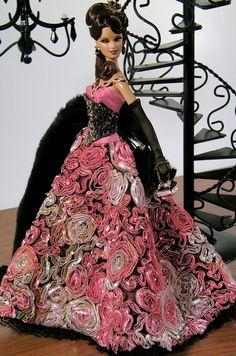 Princess Roseanne OOAK Design By Me by MashauDe', via Flickr