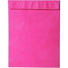 Look what I found at JAM Paper and Envelope: Pink Tyvek? Envelopes - 10x13 - http://www.jampaper.com/Envelopes/PinkEnvelopes/PinkTyvekEnvelopes-10x13