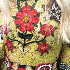 Fashion| Gucci Cruise 2016 | http://www.theglampepper.com/2015/06/09/fashion-gucci-cruise-2016/