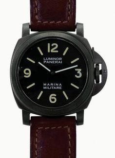 """1993 Luminor Marina Militare (""""ref. 5218/202-a, 1993, mov. Unitas-Eta 6497 cal., manufactured in 140 + 10 units"""")"""