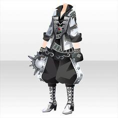 アストラルアルケミー|@games -アットゲームズ- How To Drow, Drawing Clothes, Outfit Drawings, Sao Characters, Steampunk Clothing, Steampunk Outfits, Cocoppa Play, Anime Outfits, Sword Art Online