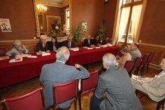 Conférence de presse de l'événement Place aux Filles © Sébastien Zambon | CG40