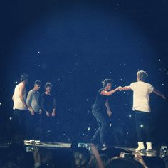 This was when Niall and Harry were Ballroom Dancing :)