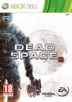 Dead Space 3 - Portada XBOX 360
