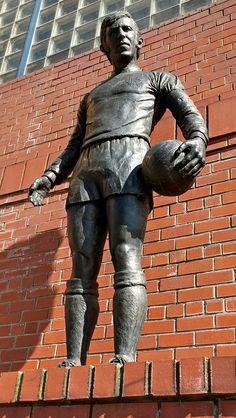 John Greig Statue at Ibrox Stadium