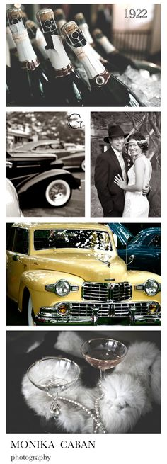 Wedding photographer New Buffalo Michigan, Chicago: wedding inspiration boards