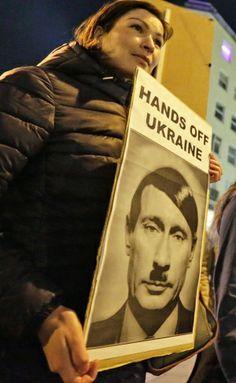 Russian Aggression in Ukraine | ^ https://de.pinterest.com/sonyanheaney/ukrainian-life/