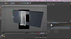 Curtain tutorial_Marvelous designer