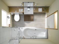 The easy-to-clean bathroom | Bette