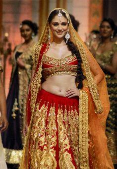 Gallery: Best of Indian Bridal Fashion Week Mumbai 2013 - India's Wedding Blog   Exploring Indian Wedding Trends