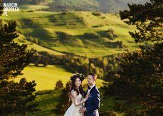 Przepiękne fotografie z pleneru ślubnego w górach! Marta i Marcin - sesja ślubna w Pieninach  Marcin Orzolek Photography